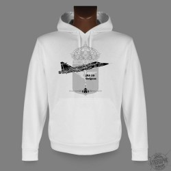 Kapuzen-Sweatshirt - JAS 39 Gripen