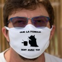 humorous cloth masks