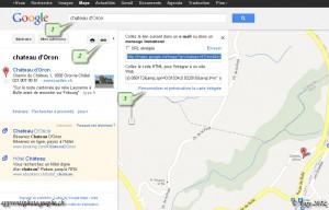 Comment intégrer un plan Google Maps dans une page web