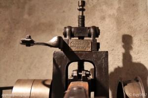 Petit martinet de l'ancienne forge de Lignerolle