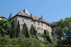 Blonay Castle