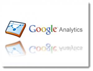Le logo de Google Analytics