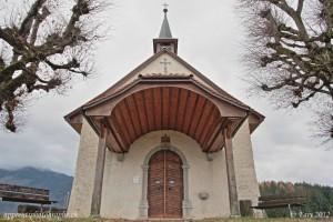 Chapelle de la Motta en HDR