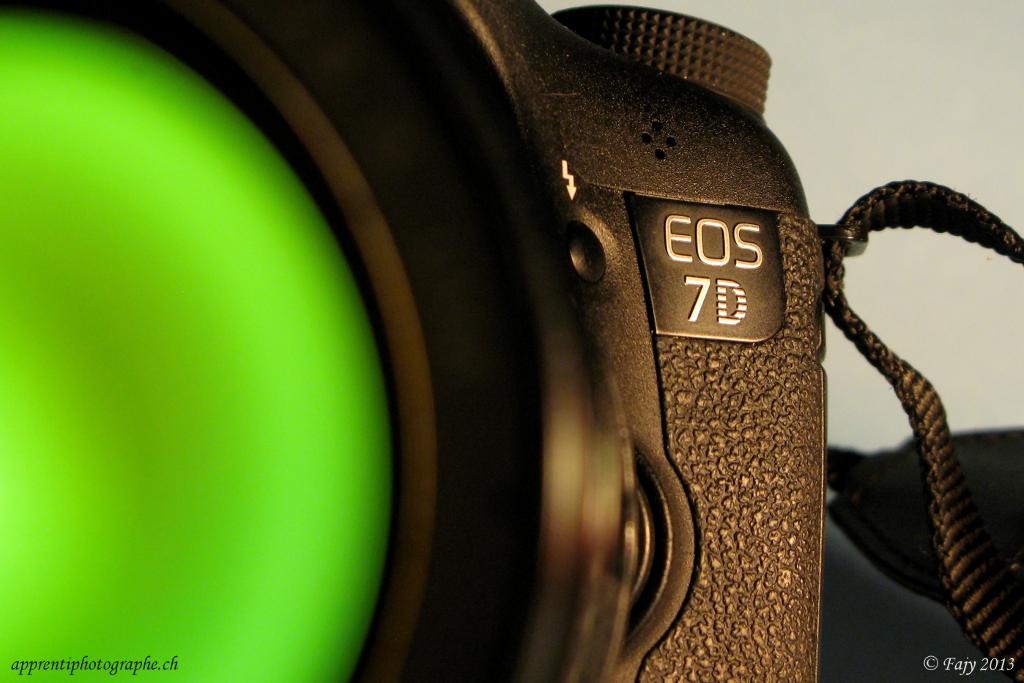 Votre boitier EOS 7D, un vrai micro-ordinateur