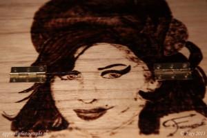 Le portrait d Amy Winehouse