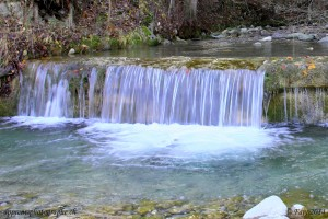 La goutte d'eau s'est transformée en rivière