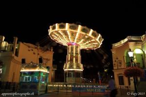 Le Prater de Vienne est également un parc d'attractions