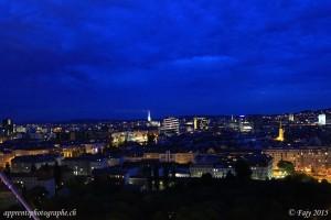 La Grande Roue du Prater - Une vue sur la ville de Vienne