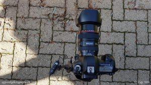 Matériel pour réaliser les photos du Timelapse - un trépied - votre boitier et une télécommande avec minuteur